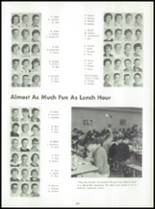 1961 Waukesha High School (thru 1974) Yearbook Page 108 & 109