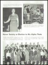 1961 Waukesha High School (thru 1974) Yearbook Page 122 & 123