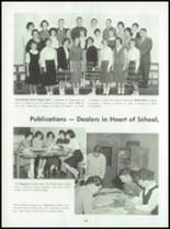 1961 Waukesha High School (thru 1974) Yearbook Page 124 & 125