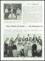 1961 Waukesha High School (thru 1974) Yearbook Page 126 & 127