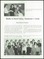 1961 Waukesha High School (thru 1974) Yearbook Page 128 & 129