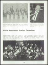 1961 Waukesha High School (thru 1974) Yearbook Page 132 & 133