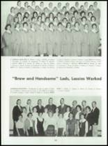 1961 Waukesha High School (thru 1974) Yearbook Page 134 & 135