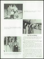 1961 Waukesha High School (thru 1974) Yearbook Page 136 & 137