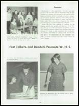 1961 Waukesha High School (thru 1974) Yearbook Page 138 & 139
