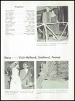 1961 Waukesha High School (thru 1974) Yearbook Page 140 & 141