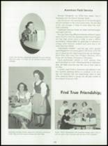 1961 Waukesha High School (thru 1974) Yearbook Page 142 & 143