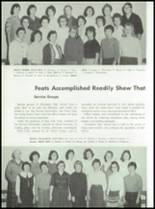 1961 Waukesha High School (thru 1974) Yearbook Page 146 & 147