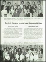 1961 Waukesha High School (thru 1974) Yearbook Page 154 & 155