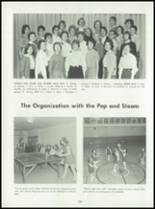 1961 Waukesha High School (thru 1974) Yearbook Page 160 & 161