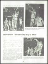 1961 Waukesha High School (thru 1974) Yearbook Page 168 & 169