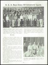 1961 Waukesha High School (thru 1974) Yearbook Page 180 & 181