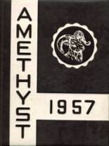 1957 Yearbook Deering High School