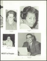 1970 West High School Yearbook Page 62 & 63