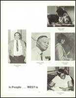 1970 West High School Yearbook Page 66 & 67