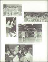 1970 West High School Yearbook Page 134 & 135