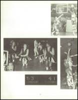 1970 West High School Yearbook Page 136 & 137