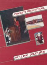 1990 Yearbook Crossett High School