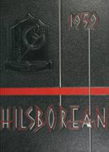 1959 Yearbook Hillsborough High School
