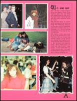 1989 Armuchee High School Yearbook Page 12 & 13