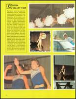 1989 Armuchee High School Yearbook Page 16 & 17