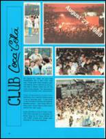 1989 Armuchee High School Yearbook Page 20 & 21