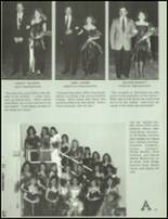 1989 Armuchee High School Yearbook Page 22 & 23
