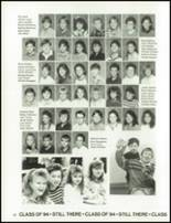 1989 Armuchee High School Yearbook Page 34 & 35