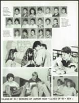 1989 Armuchee High School Yearbook Page 36 & 37