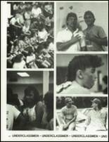 1989 Armuchee High School Yearbook Page 38 & 39