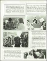 1989 Armuchee High School Yearbook Page 40 & 41