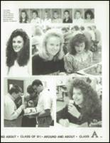 1989 Armuchee High School Yearbook Page 46 & 47
