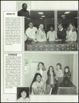 1989 Armuchee High School Yearbook Page 54 & 55