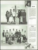 1989 Armuchee High School Yearbook Page 58 & 59