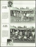 1989 Armuchee High School Yearbook Page 60 & 61