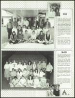 1989 Armuchee High School Yearbook Page 62 & 63