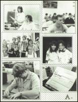 1989 Armuchee High School Yearbook Page 66 & 67