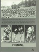 1989 Armuchee High School Yearbook Page 70 & 71