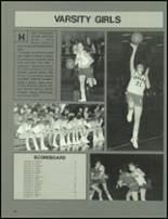 1989 Armuchee High School Yearbook Page 74 & 75