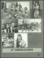 1989 Armuchee High School Yearbook Page 80 & 81