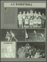 1989 Armuchee High School Yearbook Page 82 & 83