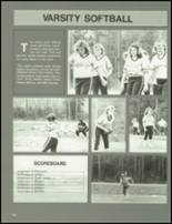 1989 Armuchee High School Yearbook Page 90 & 91