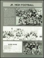 1989 Armuchee High School Yearbook Page 92 & 93
