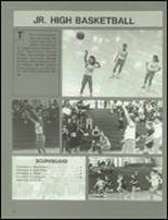 1989 Armuchee High School Yearbook Page 94 & 95