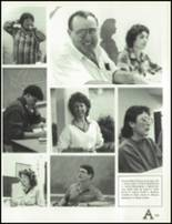 1989 Armuchee High School Yearbook Page 108 & 109