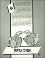 1989 Armuchee High School Yearbook Page 110 & 111