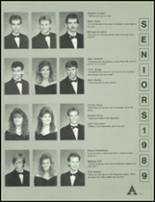 1989 Armuchee High School Yearbook Page 114 & 115