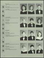 1989 Armuchee High School Yearbook Page 118 & 119