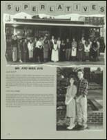 1989 Armuchee High School Yearbook Page 122 & 123