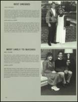 1989 Armuchee High School Yearbook Page 124 & 125